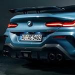 Igen agresszív lett a megvadított BMW 8-as sportkupé