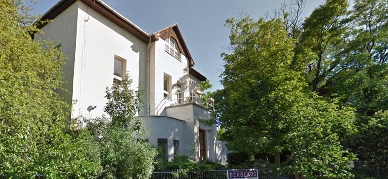 Egy Naphegy téri villát kap a Hungary Helpsért felelős államtitkárság