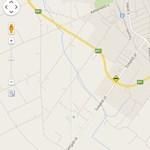 Súlyos sérült is van egy kamionbalesetnél Csongrádnál