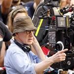 Az első jelenetek Woody Allen új filmjéből - videó