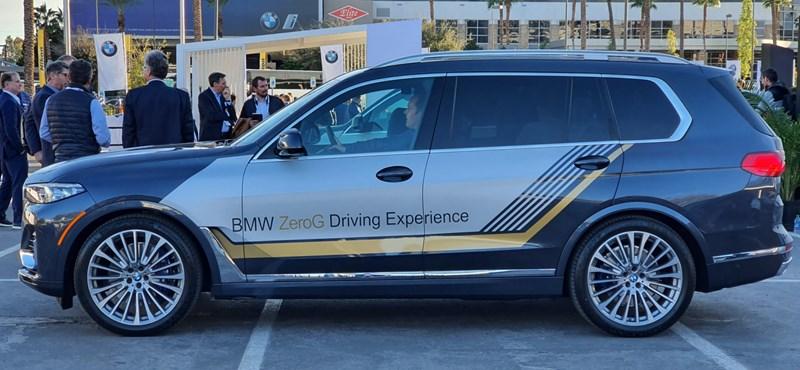 Fekve is aludhatunk a legújabb X7-es BMW-ben, meglestük milyen az új szuperülés