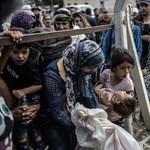 Több százezren menekülnek az Iszlám Állam elől – Nagyítás-fotógaléria