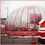 Megnyílt a budapesti Mikulásgyár