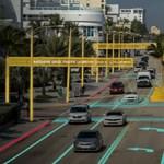 Nagy húzás az LG-től: rálépnek a gázra az önvezető autók piacán