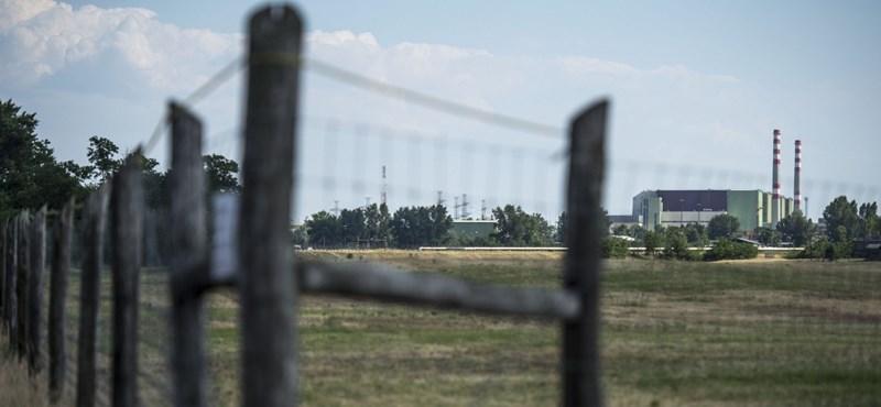Megint üzemzavar van a paksi atomerőműben