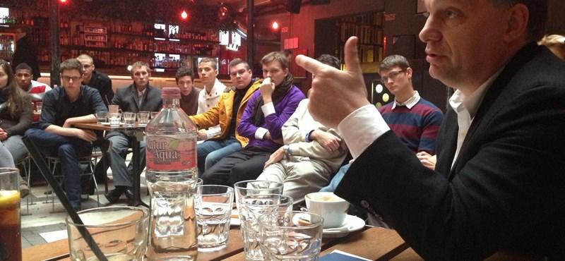 """Orbán videoüzenete """"felháborító, nevetséges és elfogadhatatlan"""""""