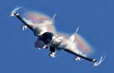 Összeütközött két orosz Szu–34-es vadászbombázó