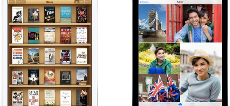Egy hét múlva jön hozzánk az iPad Air