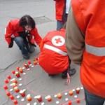 A Magyar Vöröskereszt már kitette a civilbélyeget
