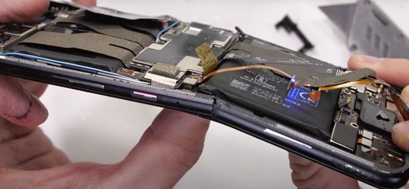 Kiderült: ezért törött olyan könnyen ketté az Asus ROG Phone 5