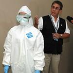Ebolával fertőződhetett meg egy ebolás nőt kezelő nővér Párizsban