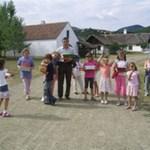 Iskola a Skanzenben