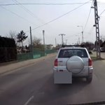 Valaki nagyon nem bírta, hogy minden beállt az M0-s miatt – videó