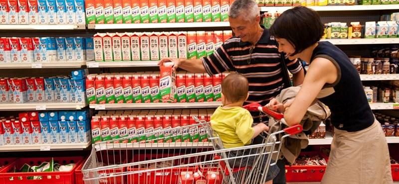 Pár forint árcsökkenés is elég volt ahhoz, hogy sokkal több tejet vásároljunk