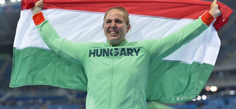 Sporttörténelem: Márton Anita világbajnok súlylökésben