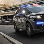 Hibrid Interceptorokkal üldöznek ezen túl az amerikai zsaruk