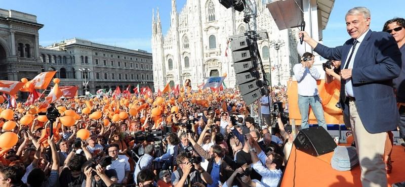 Hároméves mélyponton az olasz fogyasztói bizalom
