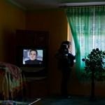 Tatárszentgyörgy: egy kiégett ház a falu szélén - Nagyítás-fotógaléria