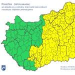 Riasztás: az ország egyik felén bármikor jöhet felhőszakadás – térkép
