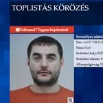 Beregszászi politikus a rendőrség körözési toplistájának élére került férfi