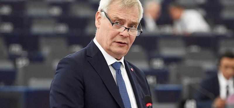Budapestre jön a finn miniszterelnök