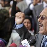 Washingtonnak elege lett a jemeni elnökből