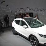 Itt az új Nissan Qashqai – fotók, videó