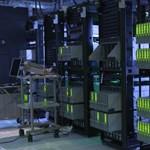 Ez is rekorder szuperszámítógép, csak épp egy kicsit más