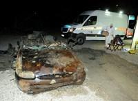 Egy hét éve eltűnt fiatal férfi maradványai lehettek a Dunából kiemelt autóroncsban