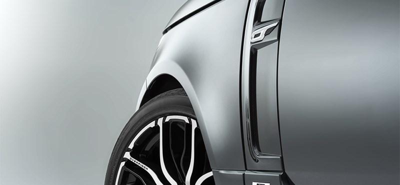 Igazi meglepetés: új modellt mutat be a Range Rover