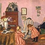 Aki Párizsba utazott magyar kortárs festményeket vásárolni