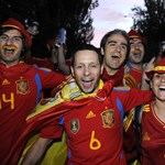 Tévés rekordot döntött a spanyol-portugál