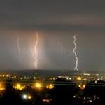 Hatalmas szombati esőre figyelmeztet az OMSZ