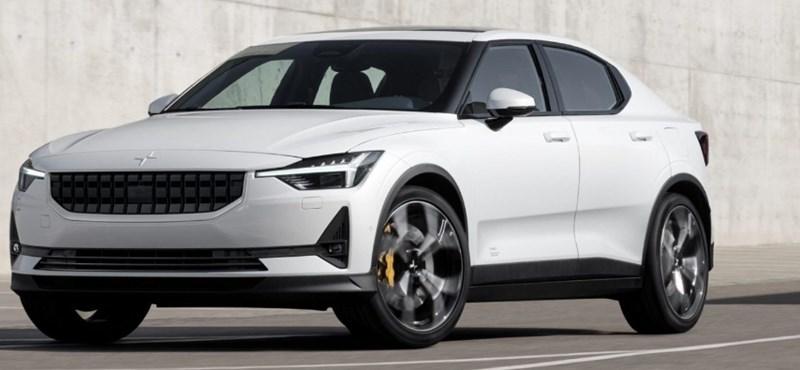 500 kilométeres hatótávval támad a Teslára a Volvo új villanyautója