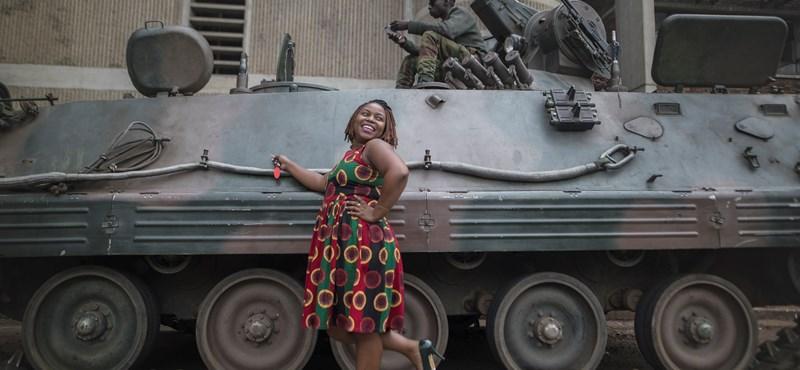 Rendszerváltó lázban Zimbabwe, de Mugabe mégsem mondott le