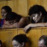 Elfogult ítéletre panaszkodnak a romagyilkosságok elkövetői