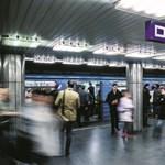 Börtönbe vonul a metrón fosztogató férfi