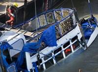 Magyar Nemzet: Ukrajnában ragadt a Hableány-tragédiában érintett Viking Idun kapitánya