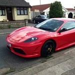 Fotók: és ez a Ferrari nem az, aminek látszik