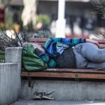 Elkülönítik idős és rossz egészségi állapotú hajléktalanokat Budapesten
