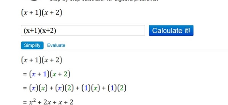 Zseniális oldal, amely minden diák álma: magától megoldja a matekpéldákat