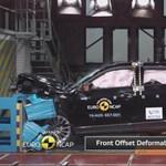 Ez a 18 autó a legbiztonságosabb most Európában