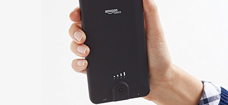 Több mint negyedmillió tűzveszélyes külső akkumulátort hívott vissza az Amazon