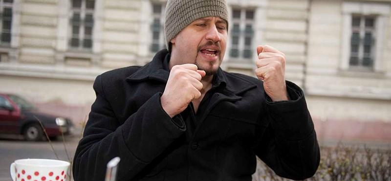 Idegen test az RTL Klubon - Puzsér Róbert-interjú