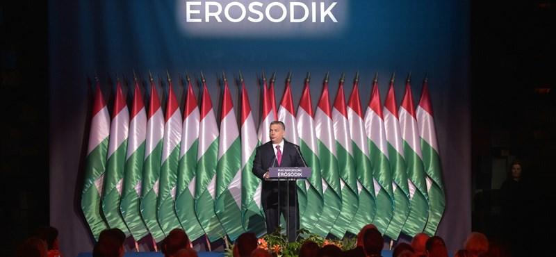 Orbán: Sikeresek vagyunk, hozzánk menekül majd az egész Nyugat