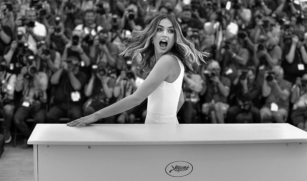Cannes-i fesztivál feketén-fehéren