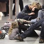 Teljesen lebénulhat a frankfurti repülőtér a sztrájk miatt