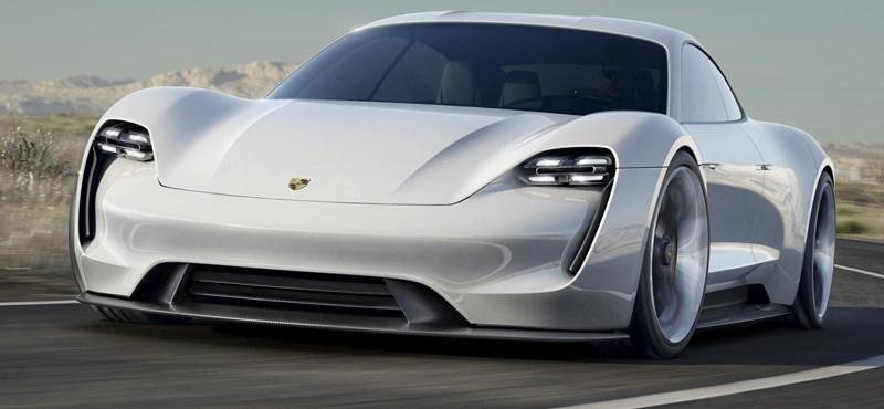 Bekeményít a Porsche: az ő szemüket is csípi a Tesla