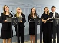 Girl power kis feketében: a legfontosabb minisztériumok élére kerültek nők Finnországban