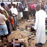 Kétszáz ember halt meg a nigériai terrorakcióban
